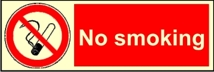 No scmoking